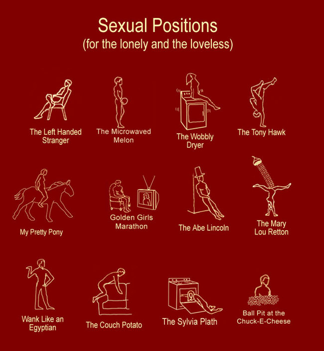 The wet seal sex position