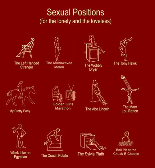 #TantricTuesday: Solo Sex Positions