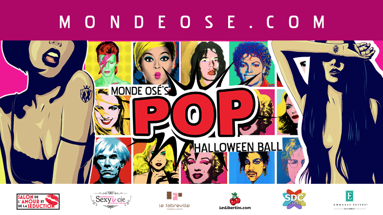 Monde Ose POP Halloween 2016 Ball