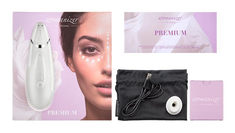 New Womanizer Premium Vibrator with Pleasure Air Technology | Lexi Sylver