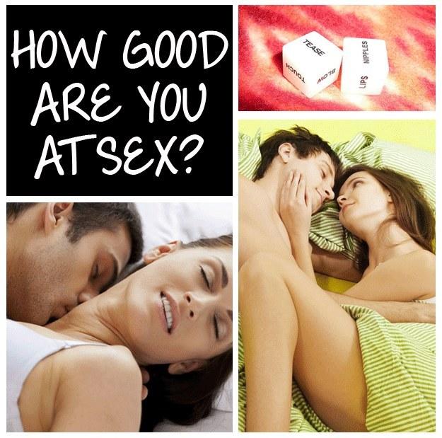 How Good Are You At Sex | Buzzfeed | Lexi Sylver