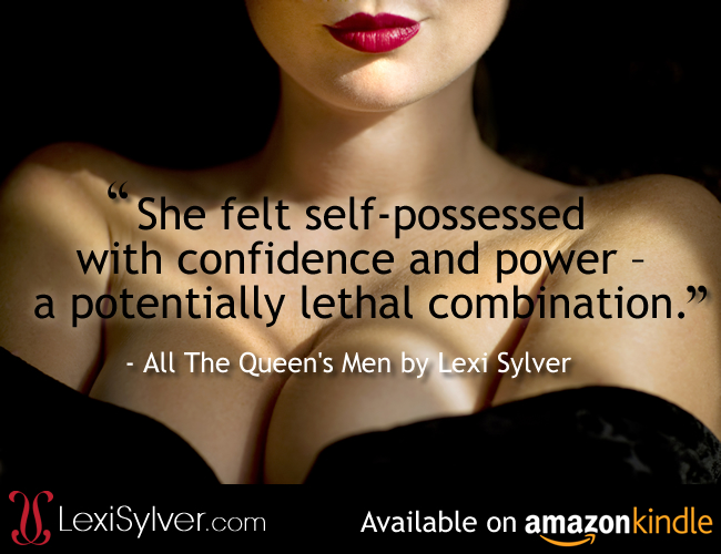 Wordy Wednesday | Erotic Quote | All The Queen's Men | Lexi Sylver