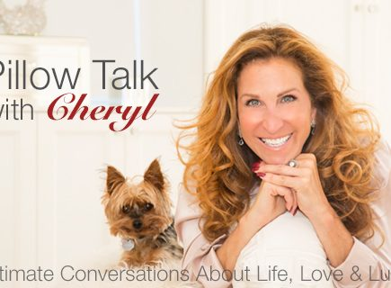 Cheryl Besner Pillow Talk Podcast featuring Lexi Sylver