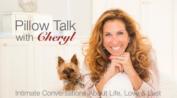 Cheryl Besner Pillow Talk Podcast featuring Lexi Sylver