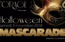 L'Orage Club Montreal Masquerade Halloween Party   SDC   Lexi Sylver