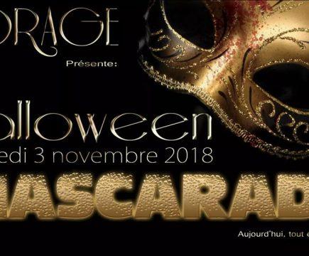 L'Orage Club Montreal Masquerade Halloween Party | SDC | Lexi Sylver