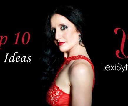 Top 10 Kinky Holiday Gift Ideas   Lexi Sylver