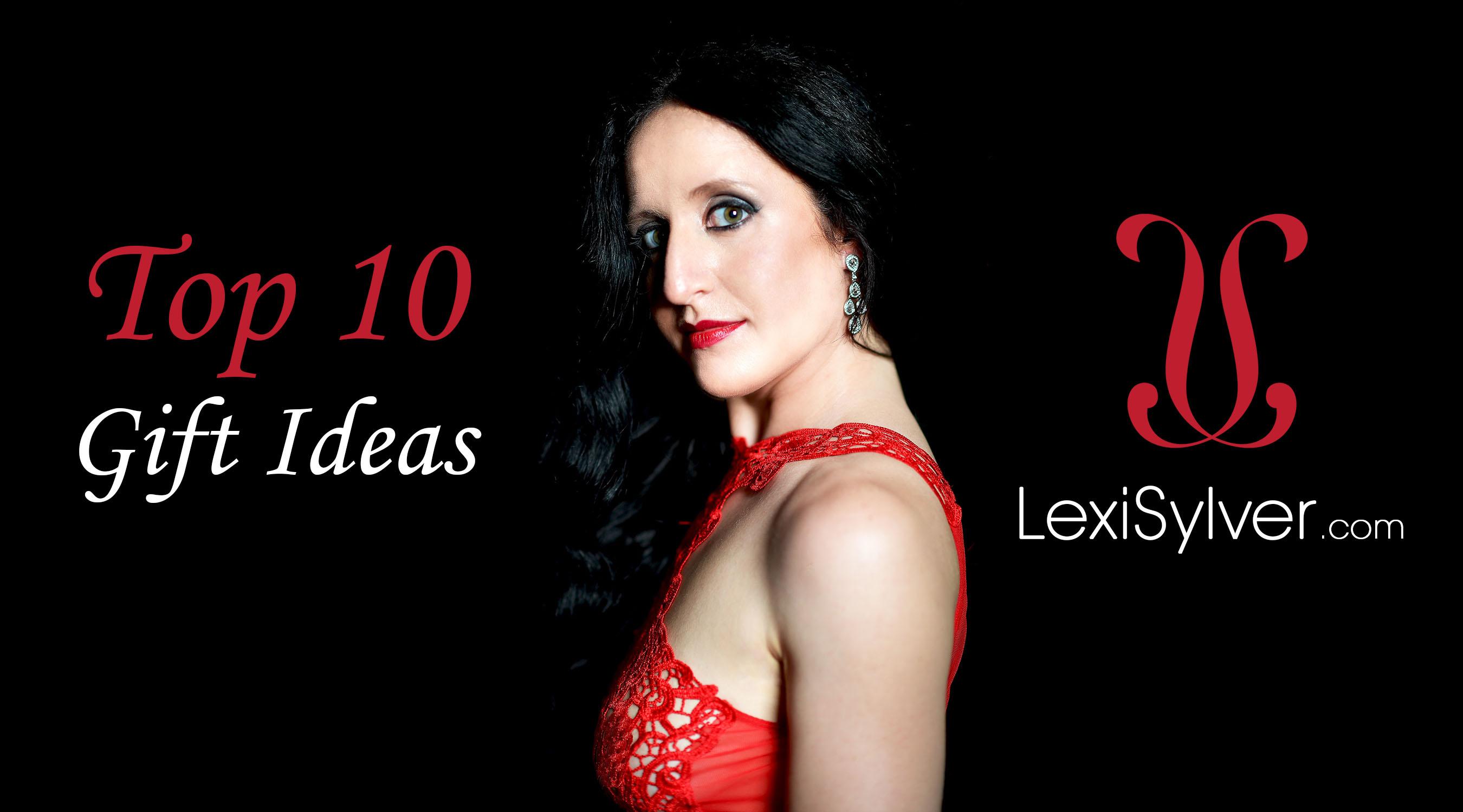 Top 10 Kinky Holiday Gift Ideas | Lexi Sylver