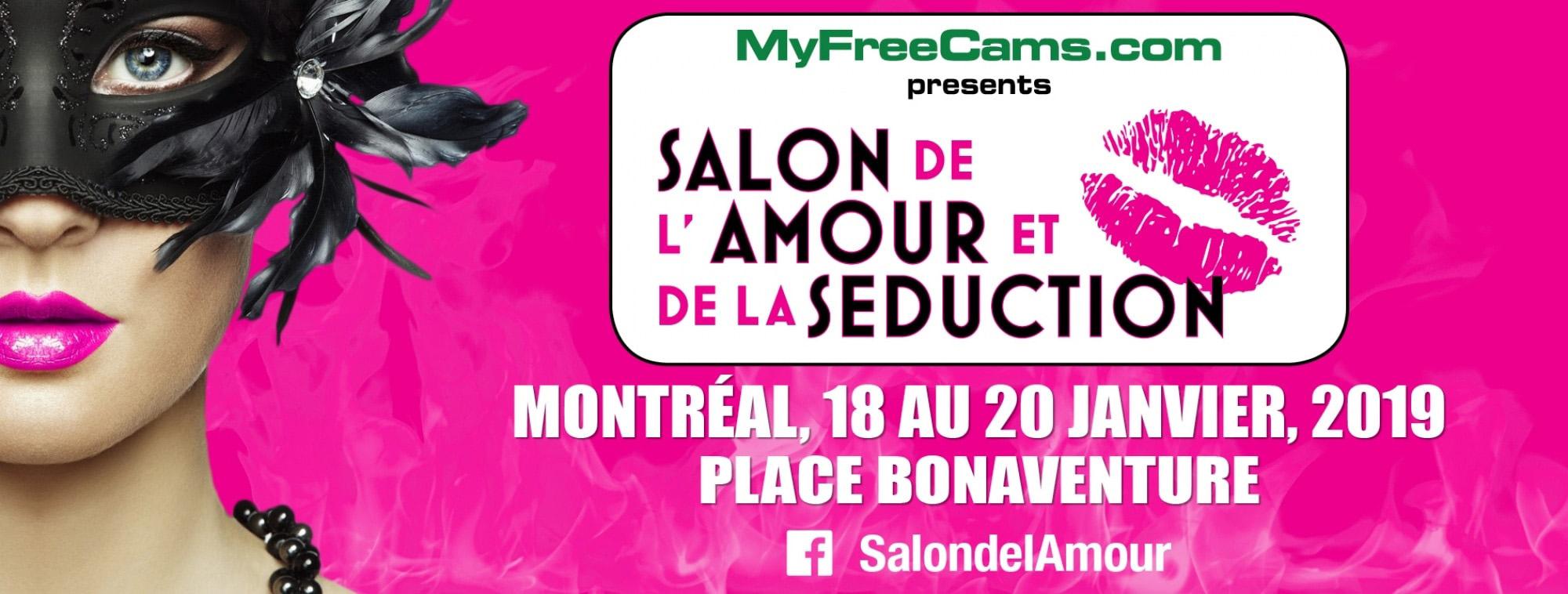 Salon de l'Amour et de la Seduction | Taboo Sex Show | Montreal | Lexi Sylver SDC