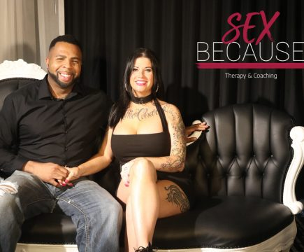 Charlie and Arienne SexBecause BDSM Lexi Sylver SDC Podcast