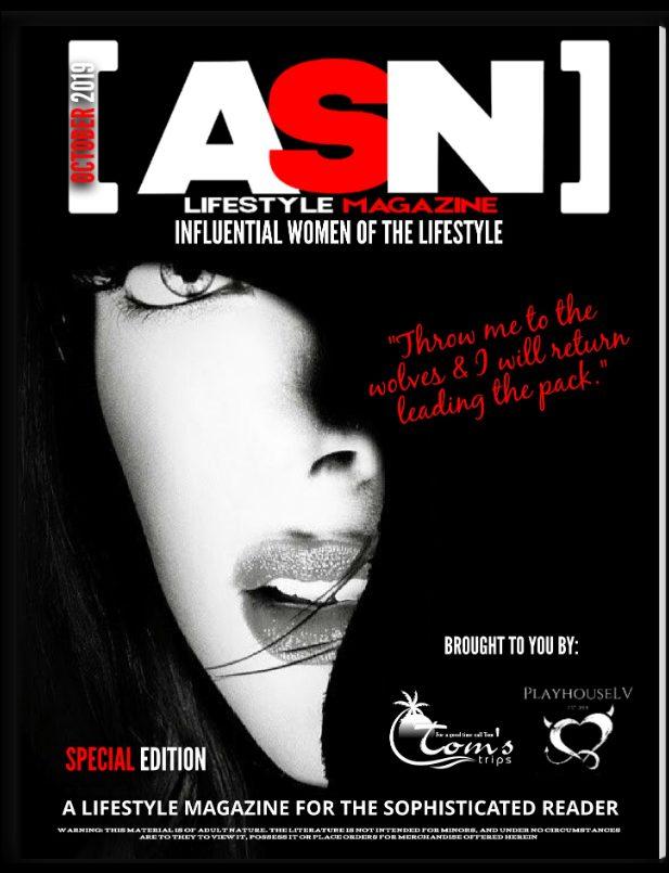 Lexi Sylver is an Influential Woman of the Lifestyle | ASN Lifestyle Magazine