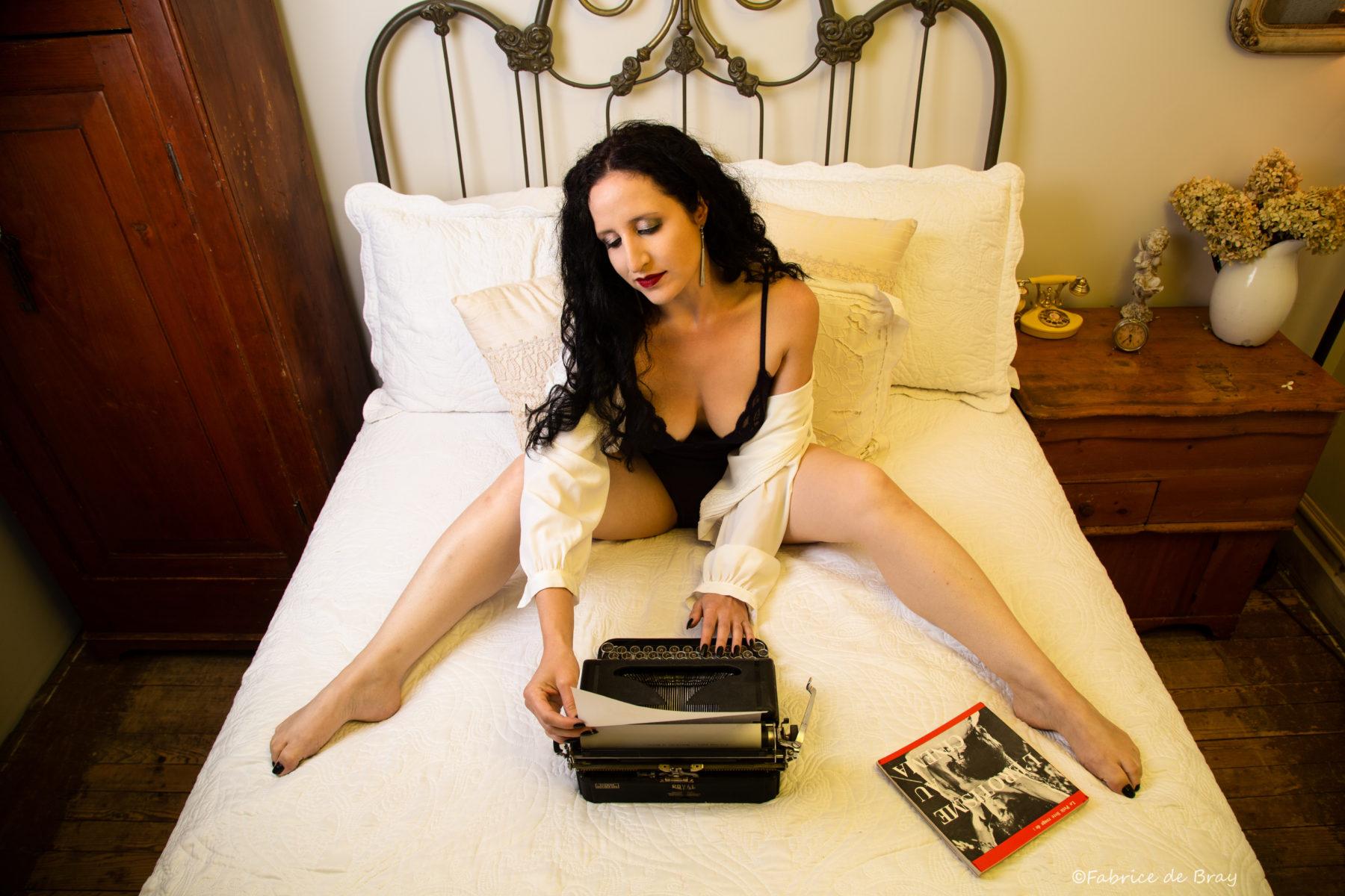 Lexi Sylver Erotica SDC presents Seek Discover Create Podcast